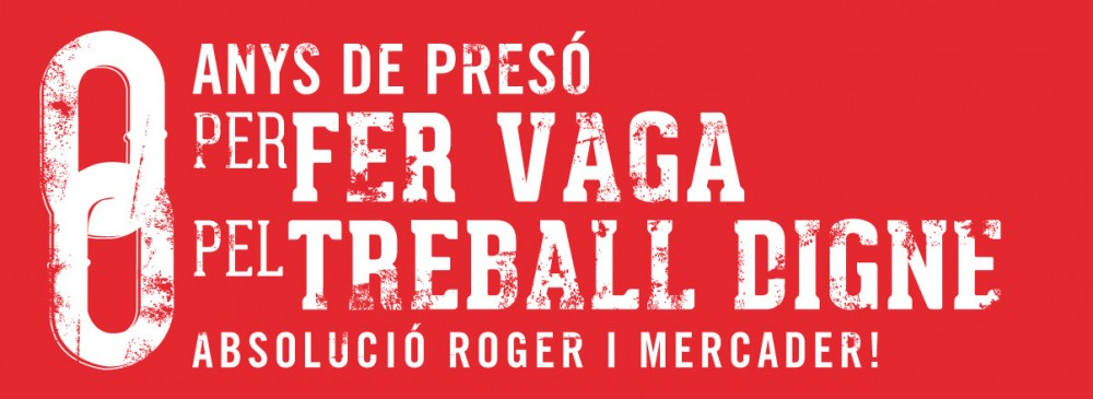 Absolució Roger i Mercader!